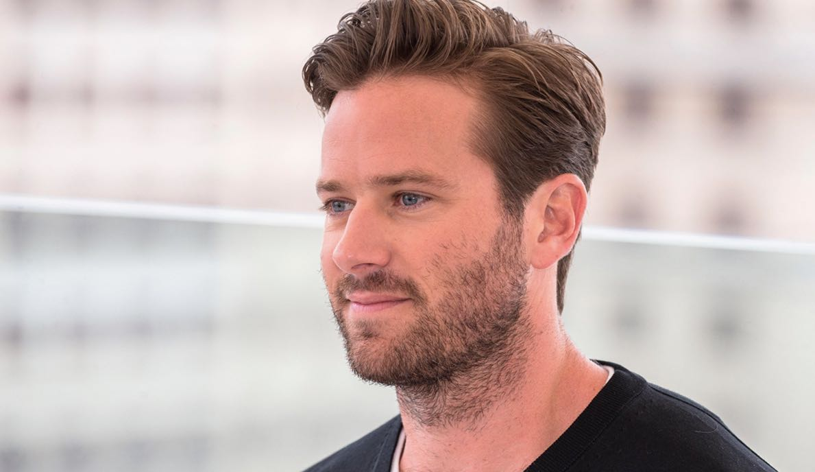 Police opened a rape case against actor Armie Hammer