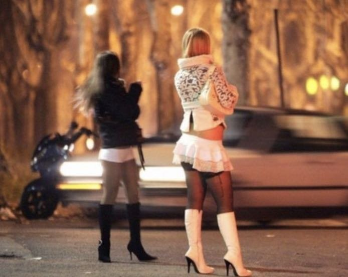 Prostitutes talk about themselves and clients