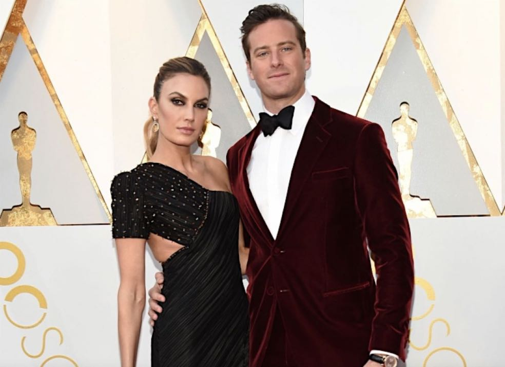 Armie Hammer's wife first commented on high-profile sex scandal