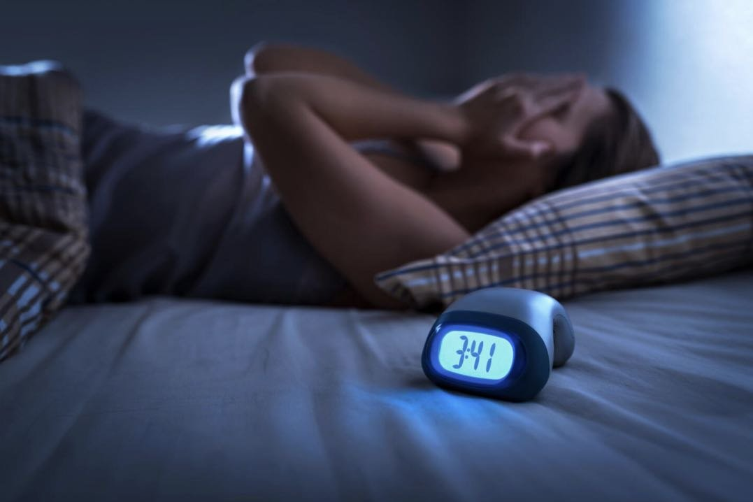 Sex proved to be an effective way to fight insomnia