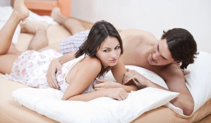 How the lack of sex affects men