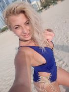 Beautiful escort elite girl Selena will be your perfect company in UAE