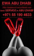 Escort service from Abu Dhabi hooker Ewaabudhabi: call +971 56 190 4633