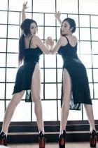 Sexy Abu Dhabi girl Dazy & Rimi is ready for sex