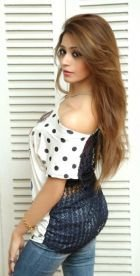 Abu Dhabi model escort Iram Chaudhary: photos, reviews, services