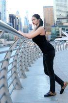 Blonde escort in Abu Dhabi: Komal Pool Model is a 23 y.o. cutie for sex